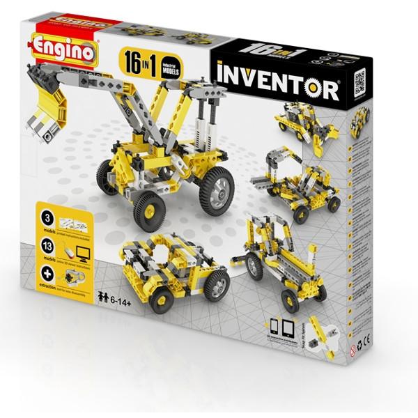ENGINO Inventor 16 models industrial (1634)
