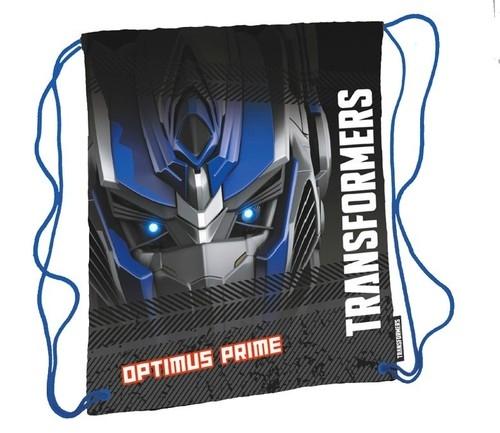 Worek szkolny na ramię Transformers