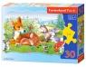 Puzzle konturowe Little Deer 30 (03266)