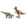 Sajchania i Giganotosaurus - 41426
