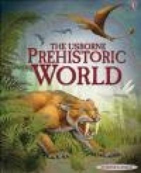 Internet-linked Prehistoric World