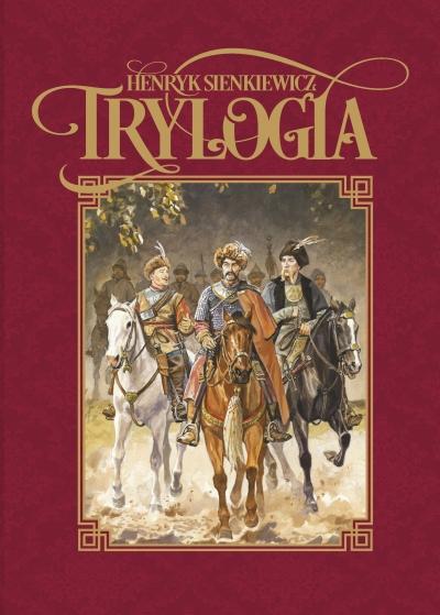 Trylogia - Henryk Sienkiewicz - książka