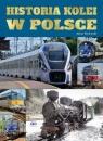 Historia kolei w Polsce (Uszkodzona okładka)