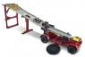 Hot Wheels Monster Trucks: Meganaczepa z rampą - zestaw kaskaderski 2 w 1