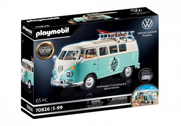 VW 70826 Volkswagen T1 Camping Bus - Edycja specjalna (70826)