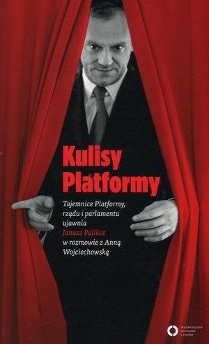 Kulisy Platformy Palikot Janusz, Wojciechowska Anna