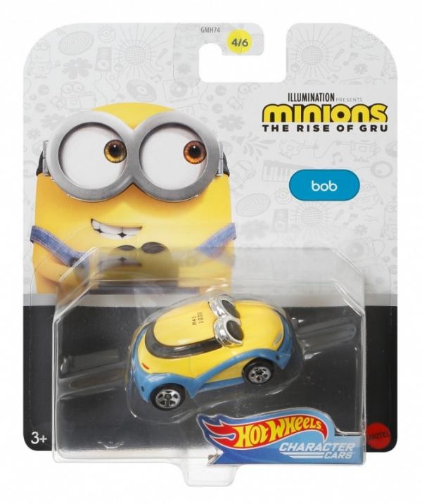Samochodziki Minionki Bob (GMH74/GMH78)