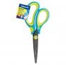 Nożyczki Griffix® dla leworęcznych - neonowe niebieskie