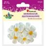 Kwiaty materiałowe - 10 szt. (361954)