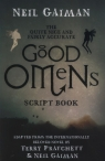 The Quite Nice and Fairly Accurate Good Omens Script Book Gaiman Neil