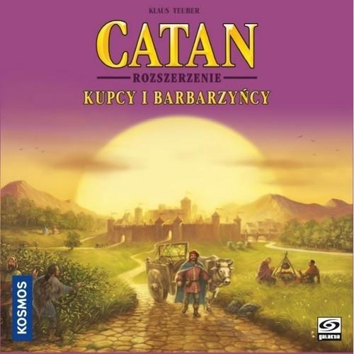 Catan - Kupcy i Barbarzyńcy (Rozszerzenie do gry Catan) (1267)