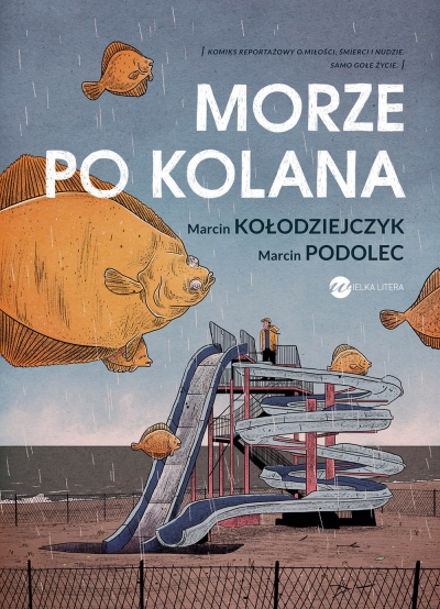 Morze po kolana Marcin Kołodziejczyk