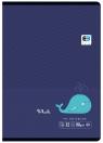 Zeszyt A5/32 kartkowy w kolorowe linie B&B Kids Tropical (394064)