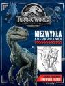 Jurassic World 2 Niezwykła kolorowanka