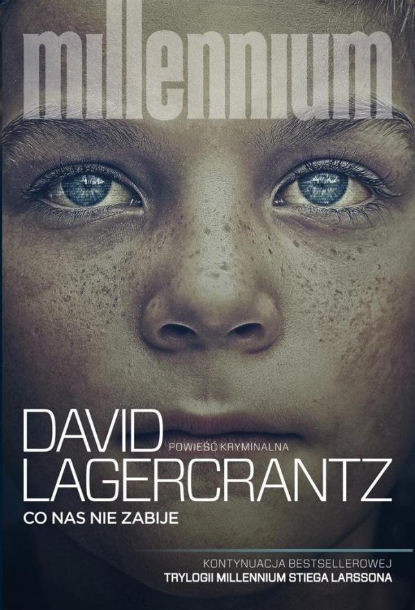 Co nas nie zabije Lagercrantz David