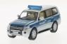 Mitsubishi Pajero Police Deutschland 2012 (PRD504)