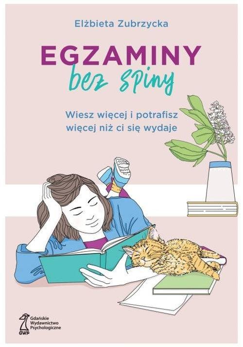 Egzaminy bez spiny Zubrzycka Elżbieta