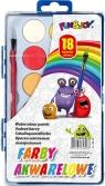 Farby akwarelowe Fun & Joy 18 kolorów