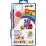 Farby akwarelowe Fun&Joy, 18 kolorów