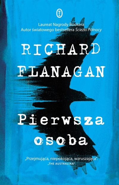 Pierwsza osoba Richard Flanagan, Maciej Świerkocki