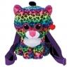 Gear plecak Dotty - Kolorowy Leopard (TY 95004)