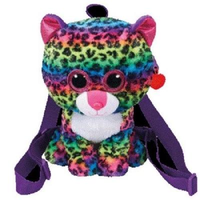 Gear plecak Dotty - Kolorowy Leopard (95004)
