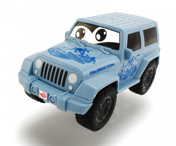 Happy Squeezy Jeep Wrangler, Niebiski (203811001-2)
