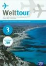 Welttour 3 Język niemiecki Podręcznik z ćwiczeniami + 2CD