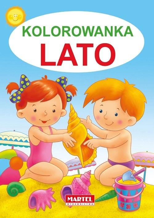 Kolorowanka Lato Żukowski Jarosław