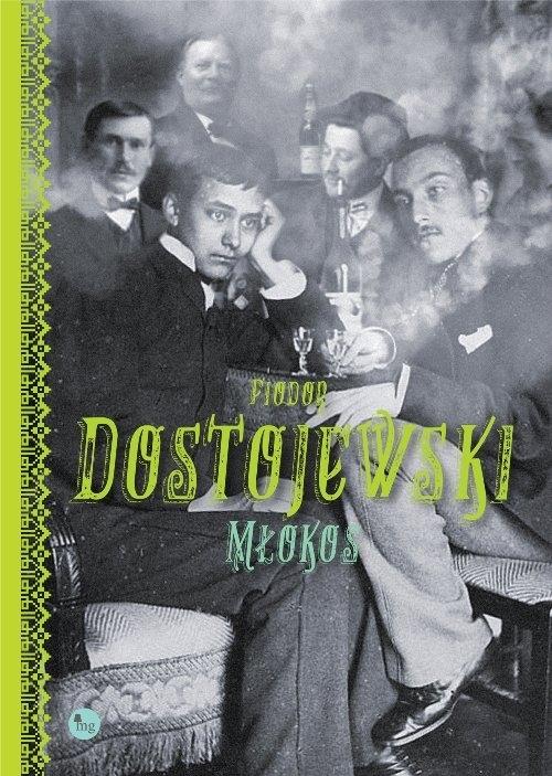Młokos Dostojewski Fiodor