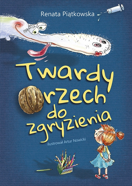 Twardy orzech do zgryzienia Piątkowska Renata