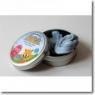 Skacząca Plastelina - Zmieniająca kolor niebieska