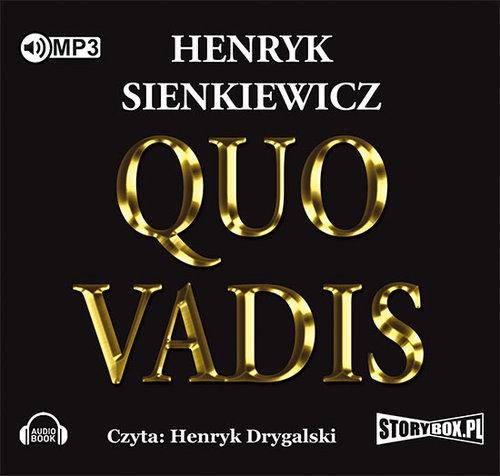 Quo Vadis (Audiobook) Sienkiewicz Henryk