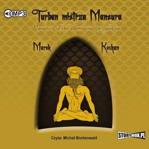Turban mistrza Mansura wyd.2  (Audiobook) Kochan Marek