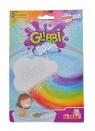 Masa do wody Glibbi BOOM - Tęczowa chmura