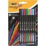 Cienkopisy BIC Intensity Fine 8 kolorów