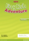 New English Adventure PL 2 Teacher's eText (IWB do podręcznika wieloletniego)