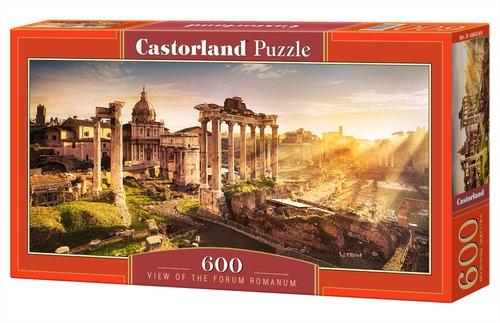 Puzzle View of the Forum Romanum 600