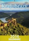 Kalendarz 2014 Krajobrazy