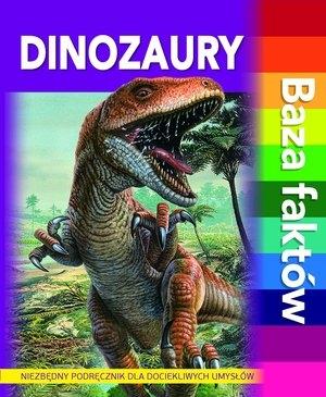 Dinozaury. Baza faktów David Burnie