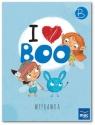 I love Boo. Język angielski poziom B. Wyprawka