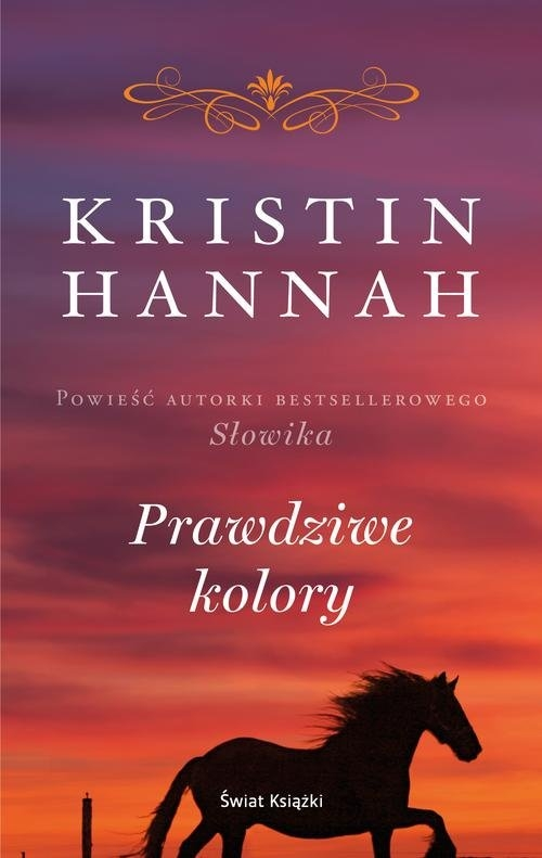 Prawdziwe kolory Hannah Kristin