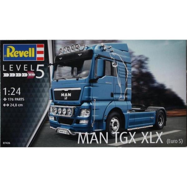 REVELL MAN TGX XLX (07426)