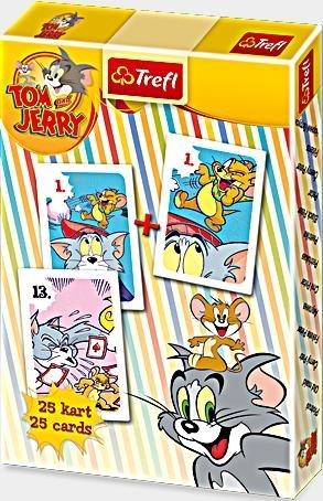 Karty Piotruś Tom & Jerry (08426) 08426