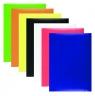 Teczka z gumką A4 Office Poducts A4 mix kolorów 25 sztuk (21191131-99)