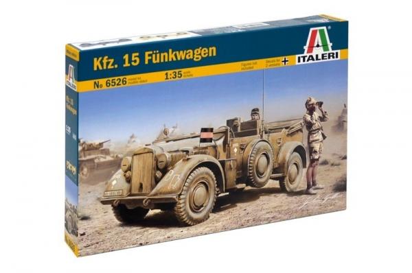 KFZ. 15 Funkwagen (6526)