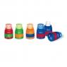 Temperówka z gumką Colorino Kids (65269PTR)
