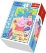 Puzzle mini 54: Wesoły dzień Świnki Peppy 2
