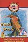 Kredki Trio Wax Jumbo 6 kolorów