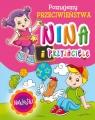 Nina i przyjaciele. Poznajemy przeciwieństwa Monica Pierazzi Mitri (ilustr.)